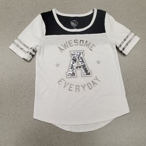 American Heritage Girl's T Shirt Size 12